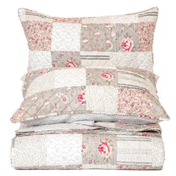 Brunelli Aziza Flowered Quilt Set - King