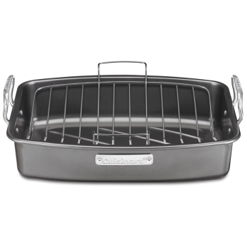 "Cuisinart® 17"" (43 cm) Roasting Pan with Rack"