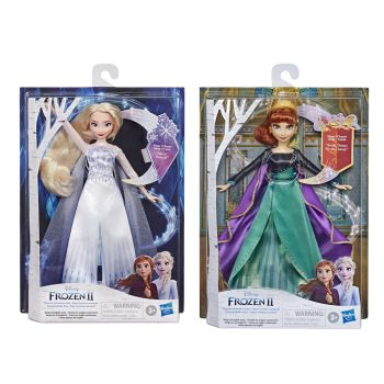 Disney Frozen 2 Singing Sisters Anna and Elsa