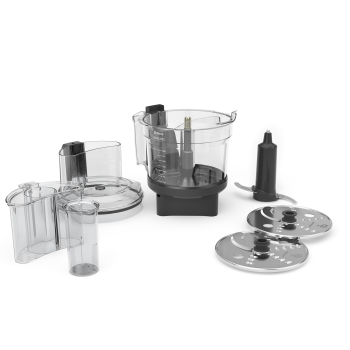 Vitamix 12-Cup Food Processor Attachment with SELF DETECT™
