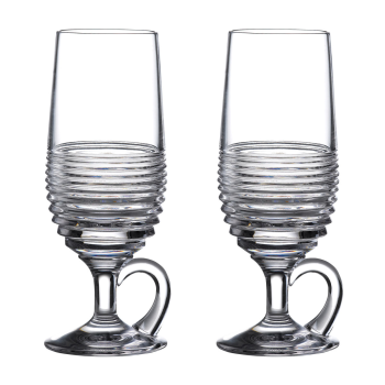 Waterford Mixology Circon Hot Cocktail Glasses - Set of 2