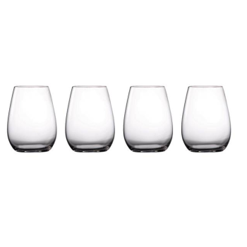 Waterford Moments Stemless Wine Glasses - Set of 4
