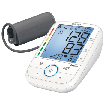 Beurer Connected Upper Arm Blood Pressure Monitor with Cuff