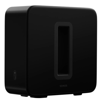 SONOS® Sub Wireless Subwoofer (Gen 3) - Black