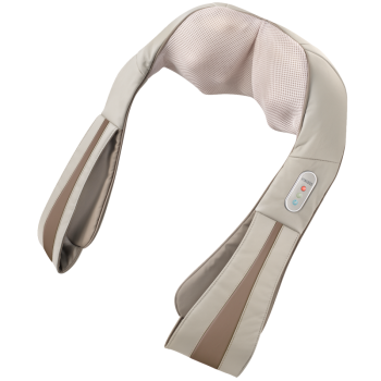 HoMedics® Quad Action Shiatsu Kneading Neck & Shoulder Massager with Heat