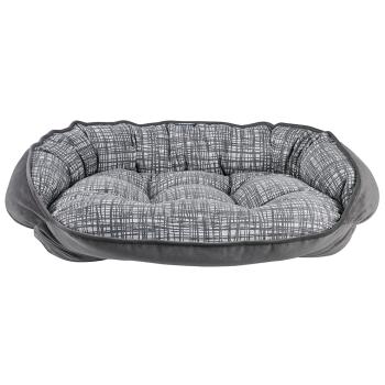 Bowsers Crescent Bed - Medium - Tribeca/Dusk