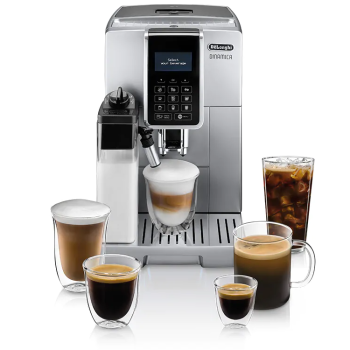 De'Longhi Dinamica with LatteCrema™ Fully Automatic Espresso Machine