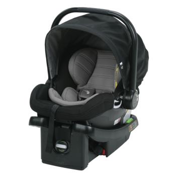 Baby Jogger® City Go™ Infant Car Seat - Black/Grey