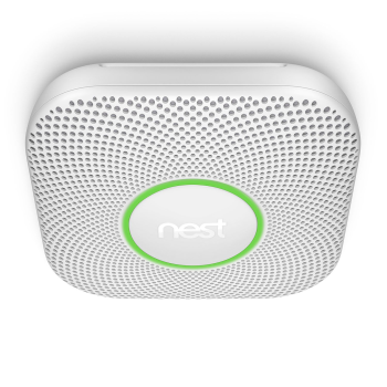 Google Nest Protect: 2nd Gen Smoke + CO Alarm - Battery