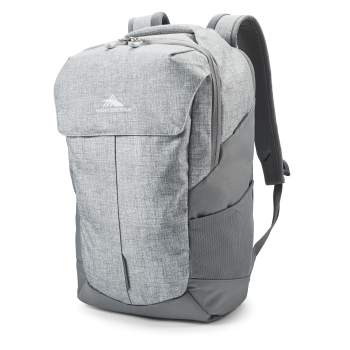 TOY DRIVE - High Sierra Acess Pro Backpack - Silver Heather/Steel Grey