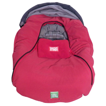 Baby Parka™ Car Seat Cover - Red