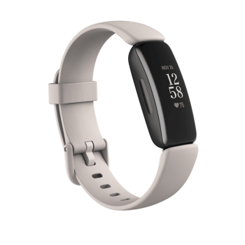 Fitbit Inspire 2 Fitness Tracker - Lunar White