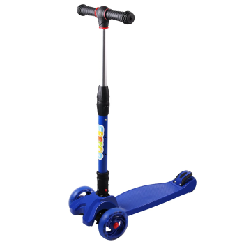 Freddo 3 Wheels Kick Scooter - Blue