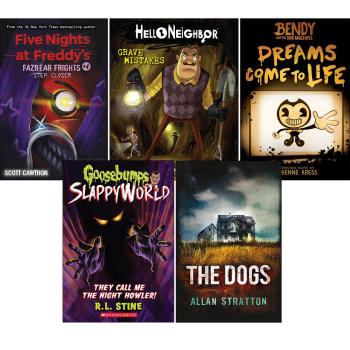 Tween Halloween 5 Book Bundle