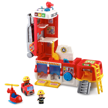 VTech® Helping Heroes Fire Station™  - English Version