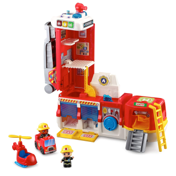 VTech® Helping Heroes Fire Station™  - French Version