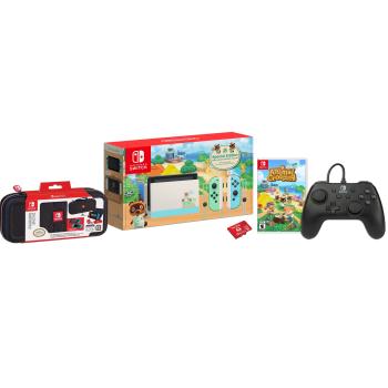 Nintendo Switch - Animal Crossing™: New Horizons Bundle