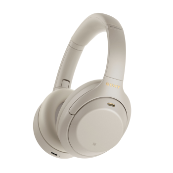 SONY® WH-1000XM4 Wireless Noise Cancelling Headphones - Silver
