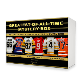 Frameworth Hockey's Greatest of All Time Mystery Box