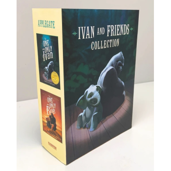 IVAN & FRIENDS 2-BOOK COLLECTION by Katherine Applegate
