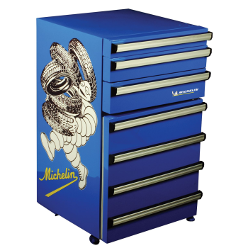 Koolatron Michelin® Tool Chest 1.8 Cu.Ft Compact Fridge