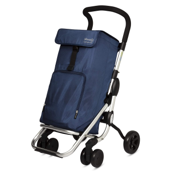 Playmarket Playcare Folding Shopping Cart - Navy