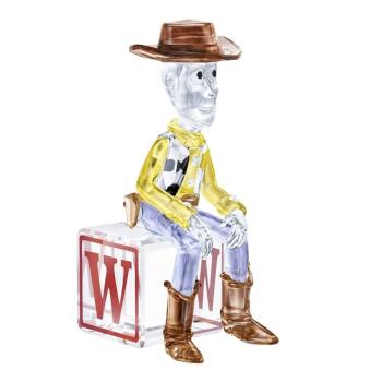 Swarovski Sheriff Woody Figurine