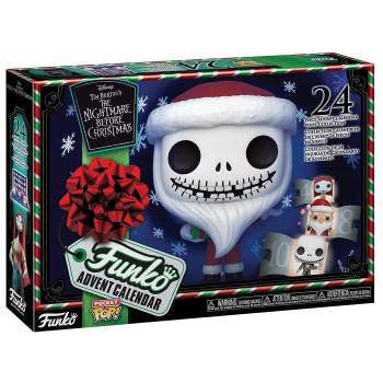 Funko Advent Calendar The Nightmare Before Christmas