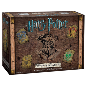 USAopoly Harry Potter™ Hogwarts™ Battle: A Cooperative Deck-Building Game