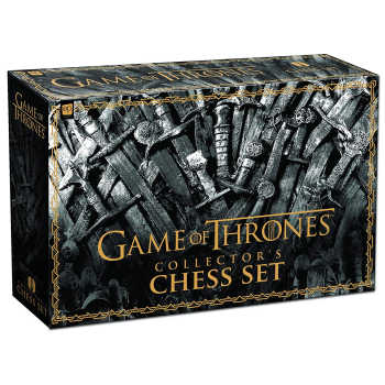 USAopoly Game of Thrones Collector's Chess Set