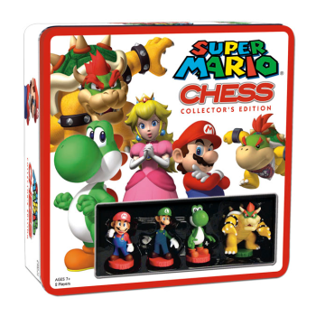 TOY DRIVE - USAopoly CHESS: Super Mario™