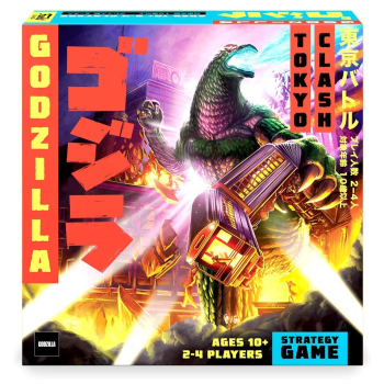 Funko Godzillia Tokyo Clash Strategy Game