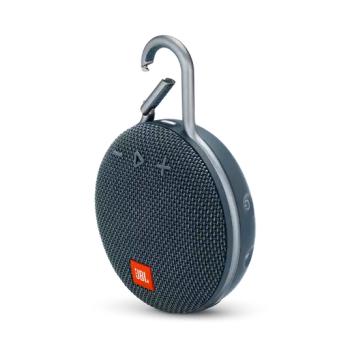 TOY DRIVE - JBL Clip 3 Portable Bluetooth® Speaker - Ocean Blue