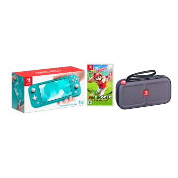 Nintendo Switch Lite Air Miles Exclusive Bundle - Turquoise