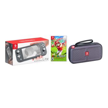 Nintendo Switch Lite Air Miles Exclusive Bundle - Grey