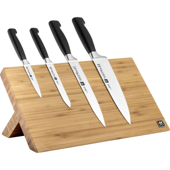 Zwilling® Four Star 5-Piece Knife Block Set