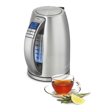 Cuisinart® PerfecTemp Cordless Programmable Kettle