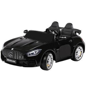 Freddo Mercedes GTR AMC Ride-On Car - Black