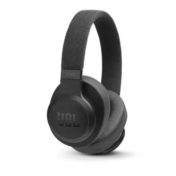 JBL Live 500BT Wireless Over-Ear Headphones - Black