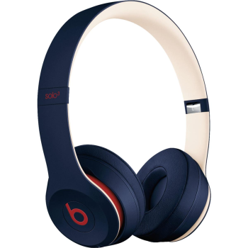 Beats Solo3 Wireless Headphones - Beats Club Collection - Club Navy