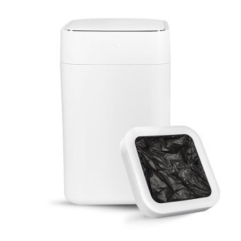 Townew Smart Trash Can - White