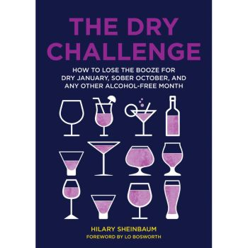 The Dry Challenge By HILARY SHEINBAUM plus 2 Bonus Books Bundle