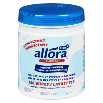 Allora Disinfectant Wipes (150 Wipes) - Set of 6