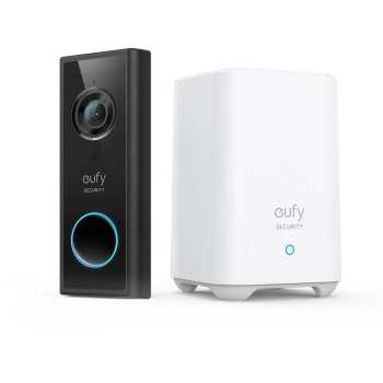 Eufy by Anker Wireless Video Doorbell (Battery Powered) with 2K HD