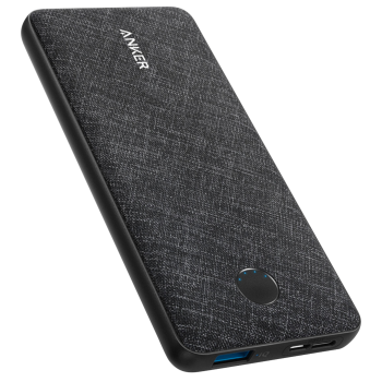 Anker PowerCore Metro 10,000 mAh Powerbank - Black/Grey