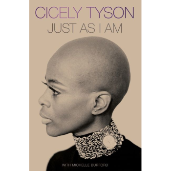 JUST AS I AM A MEMOIR by Cicely Tyson plus 2 Bonus Books Bundle