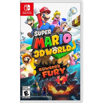 Super Mario™ 3D World + Bowser's Fury - Nintendo Switch
