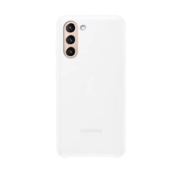 Samsung Galaxy S21 5G Smart LED Cover - White