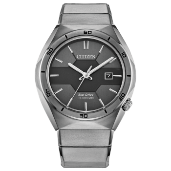 Citizen Super Titanium Armor Men's Eco-Drive Watch