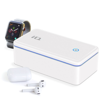 IQ UV-C LED Sanitizer For Phones, Wearables and Accessories